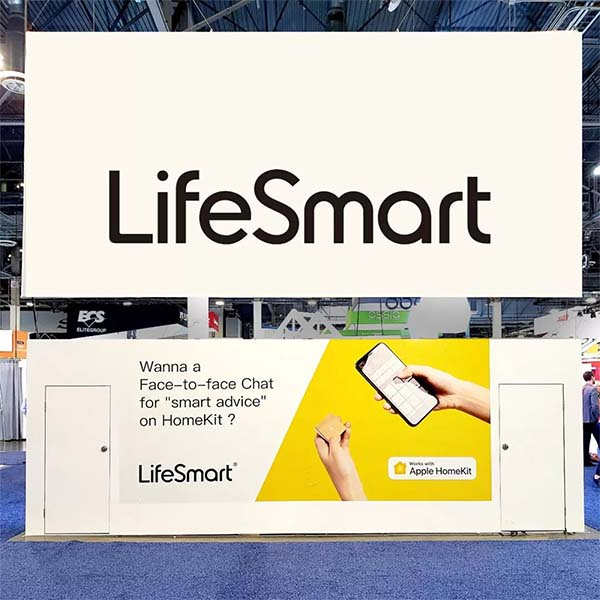 LifeSmart Releases Full Series of HomeKit-compatible Products to Outshine at CES 2020